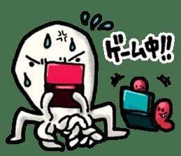 Niwatako and Nudibranch Bros. sticker #5207204