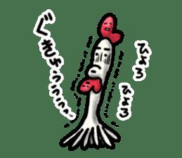 Niwatako and Nudibranch Bros. sticker #5207208