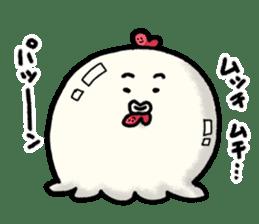 Niwatako and Nudibranch Bros. sticker #5207209