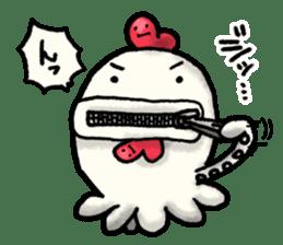 Niwatako and Nudibranch Bros. sticker #5207211
