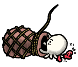 Niwatako and Nudibranch Bros. sticker #5207217
