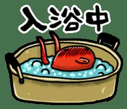 Niwatako and Nudibranch Bros. sticker #5207218