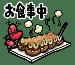 Niwatako and Nudibranch Bros. sticker #5207219