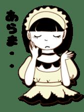 My name is Mei sticker #5207740