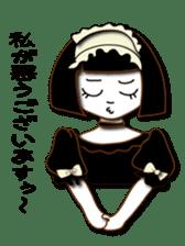 My name is Mei sticker #5207748