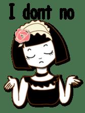 My name is Mei sticker #5207751