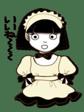 My name is Mei sticker #5207767
