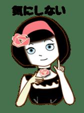 My name is Mei sticker #5207772