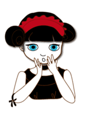 My name is Mei sticker #5207773