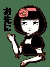 My name is Mei sticker #5207774
