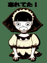 My name is Mei sticker #5207776