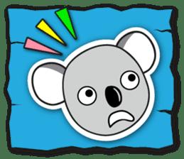 Hello Koala sticker #5208224