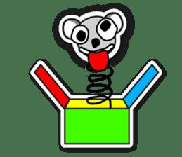 Hello Koala sticker #5208228