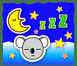 Hello Koala sticker #5208230