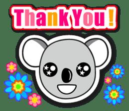 Hello Koala sticker #5208233