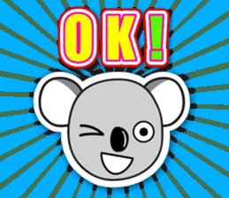 Hello Koala sticker #5208236