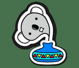 Hello Koala sticker #5208239