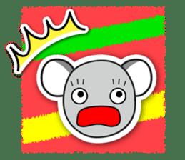 Hello Koala sticker #5208240