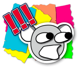 Hello Koala sticker #5208242
