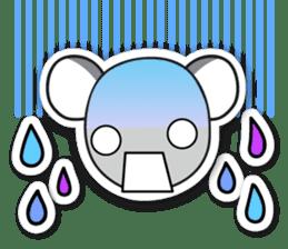 Hello Koala sticker #5208244