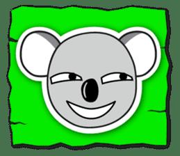 Hello Koala sticker #5208245
