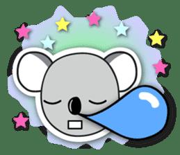 Hello Koala sticker #5208247