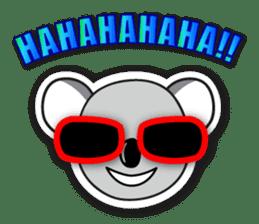 Hello Koala sticker #5208249