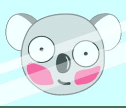 Hello Koala sticker #5208250