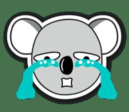 Hello Koala sticker #5208251