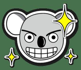 Hello Koala sticker #5208253