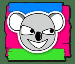 Hello Koala sticker #5208254