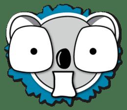 Hello Koala sticker #5208256