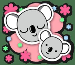 Hello Koala sticker #5208257