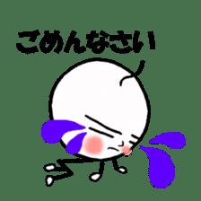mikio and sakiko's golf dairy sticker #5208507