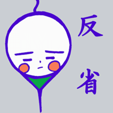 mikio and sakiko's golf dairy sticker #5208514