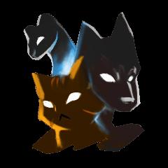 Cat&dog&ferret