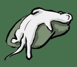 Cat&dog&ferret sticker #5208709