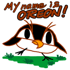 My name is Oreon