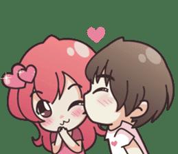 Loveaholic (EN) sticker #5210500