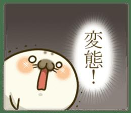 Cute Baby Harbor seal 2!! sticker #5211928