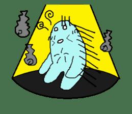 Starfish man sticker #5211945
