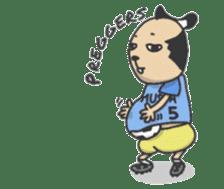 Eleven Samurai (English ver.) sticker #5212077