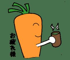Carrot-chan sticker #5212388