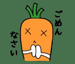 Carrot-chan sticker #5212392