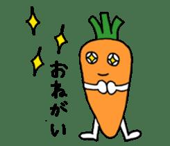 Carrot-chan sticker #5212393