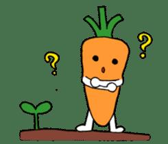 Carrot-chan sticker #5212404