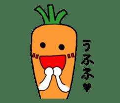 Carrot-chan sticker #5212405