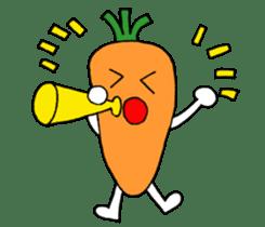 Carrot-chan sticker #5212406