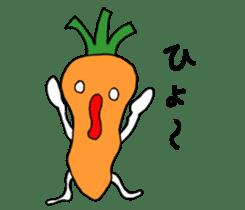 Carrot-chan sticker #5212410