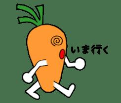 Carrot-chan sticker #5212411